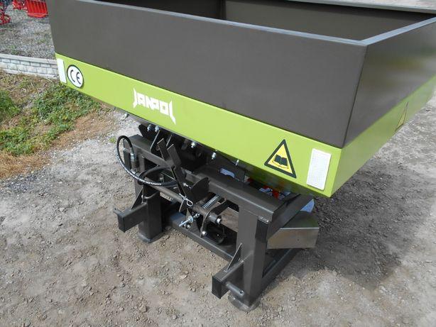 Rozsiewacz Nawozu JANPOL 600L - 1200L fabrycznie nowy Gwarancja