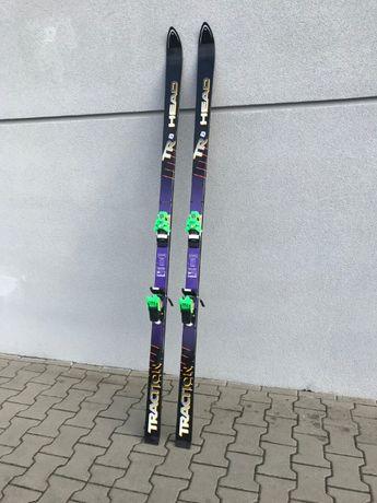 Narty biegowe HEAD WORLDCUP GS TR 8 198 cm wiązania TYROLIA 590 RACING