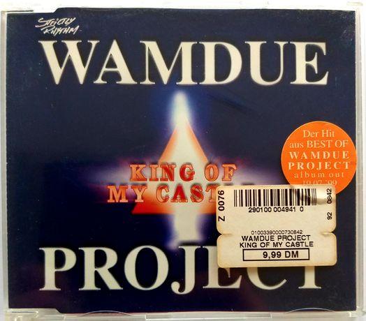 CDs Wamdue Project King Of My Castle 1998r