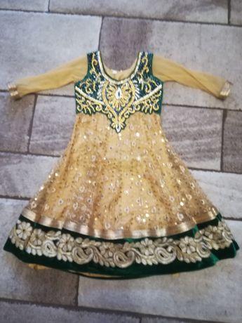 Suknia księżniczki 3-4 lata