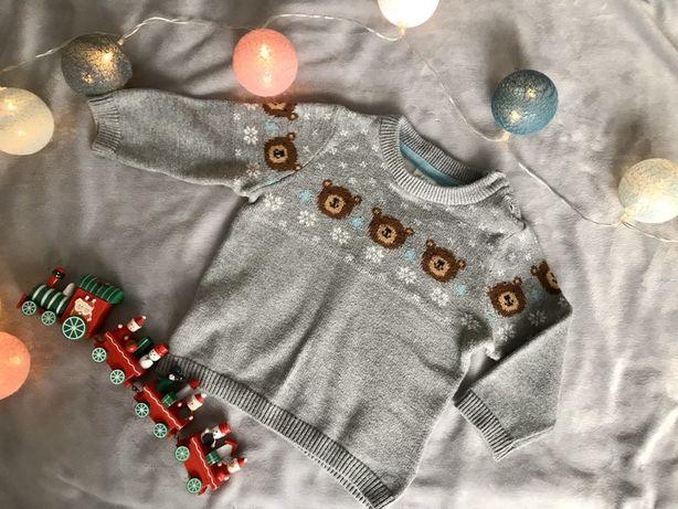 Светрик дитячий, новорічний