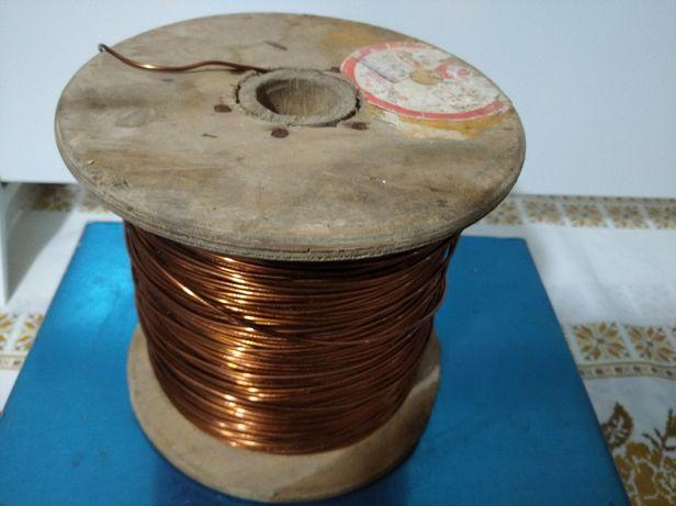Продам медный обмоточный провод пэтв-2