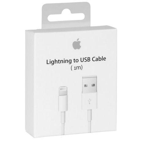Kabel Lightning APPLE iPhone 5 5s 5c 6 6s / 1 metr
