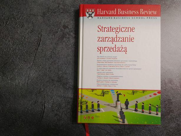 Harvard Business Review. Strategiczne zarządzanie sprzedażą - KSIĄŻKA