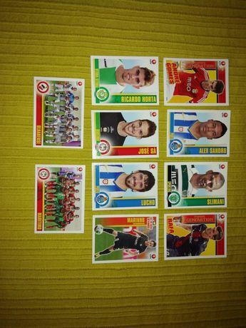 Cromos Futebol 2013-14