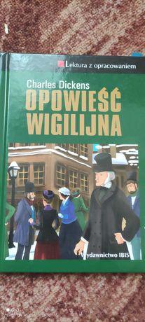 Opowieść wigilijna Dickens