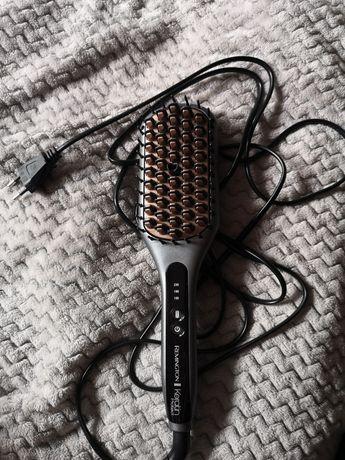 Szczotka do prostowania włosów remington keratin protect CB7480