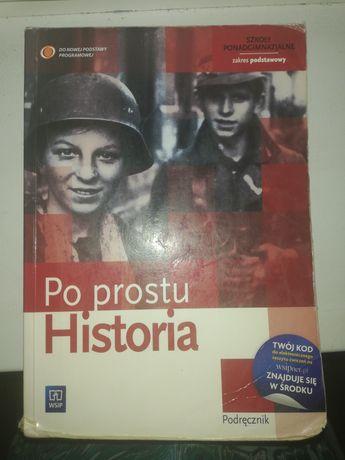 Podręcznik,, Po prostu Historia''