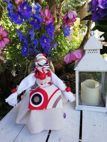 Motanka – słowiańska lalka mocy i dobrego zdrowia.