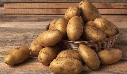 Продам домашню велику картоплю сорти: Словянка, Тайфун , Пікассо