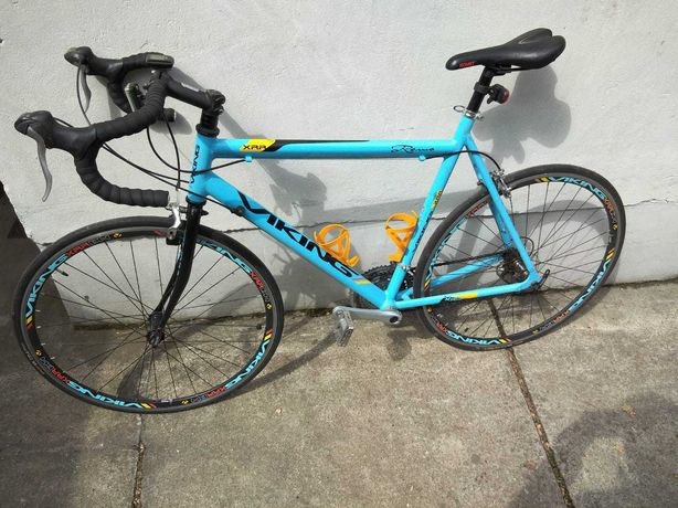 Rower szosowy, kolarzówka VIKING