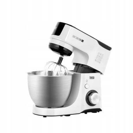 Wieloczynnościowy robot kuchenny planetarny 4w1