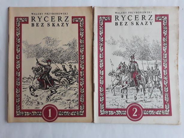 Rycerz bez skazy; Walery Przyborowski