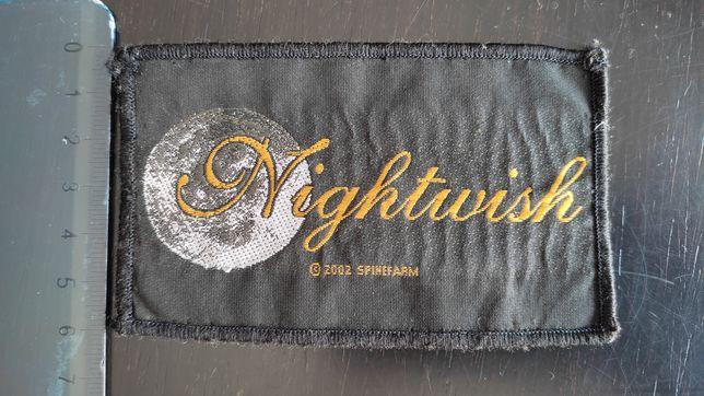 Patch Nightwish oficial