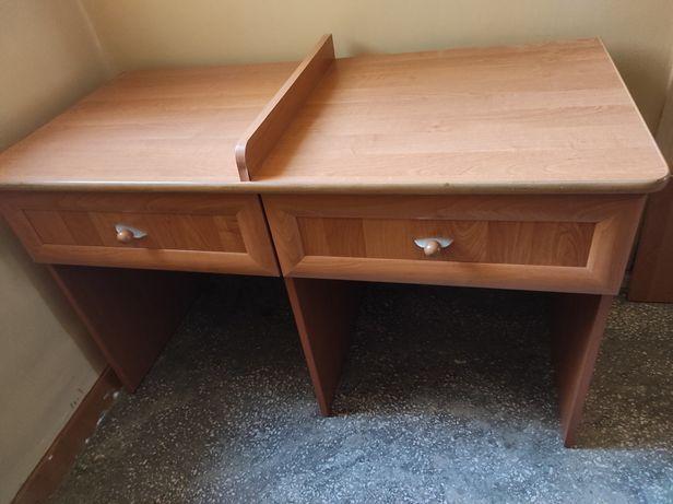 Pilne! Duże podwójne biurko, obniżka