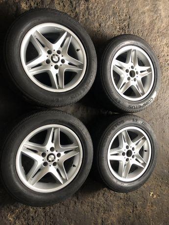 Диски с шини колеса  BMW Volkswagen Porshe R18 Borbet E53