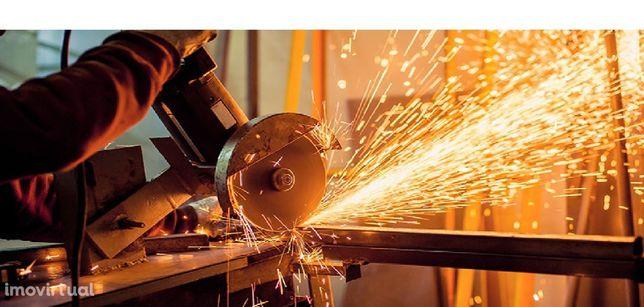 Vende-se metalúrgica transformadora