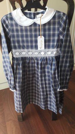 Vestido novo,100%algodão da Metro Kids Company