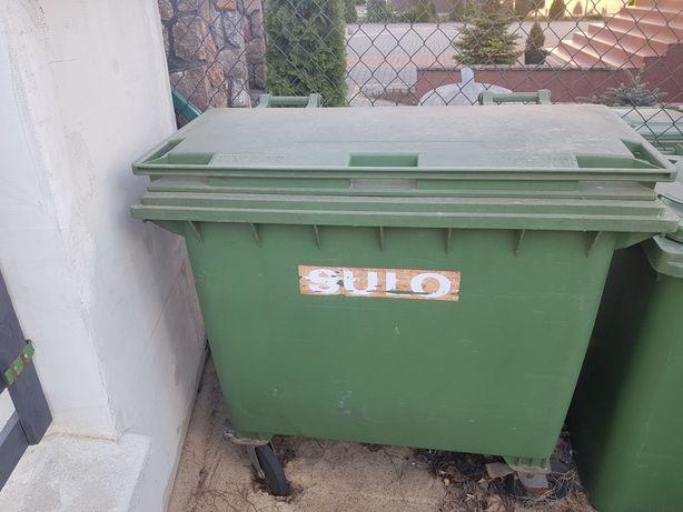 Pojemnijk na odpady, kosz na smieci 1100 l