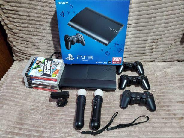 Playstation 3 500gb /fajny zestaw w dobrej cenie /polecam