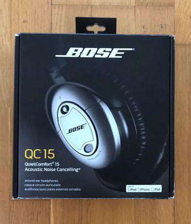 Headphones BOSE QC 15