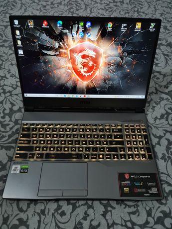 Portátil Gaming MSI GP65 Leopard