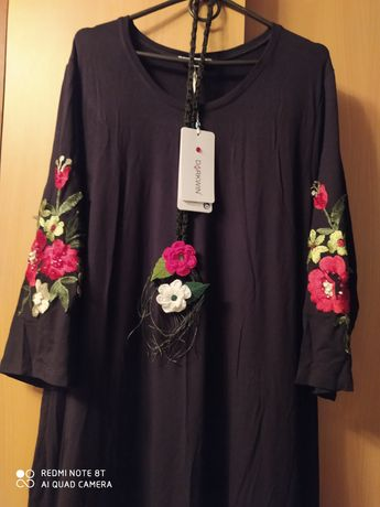 Платье новое, турецкий трикотаж