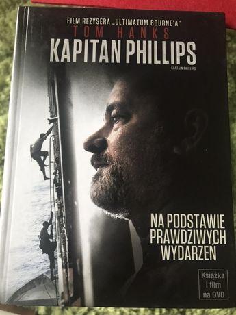"Film ""Kapitan Phillips"" DVD z książeczka"