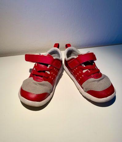 Nike gris 6 dziecięce buty na rzepy