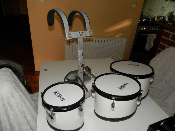 bębny marszowe perkusja tom, kociołki