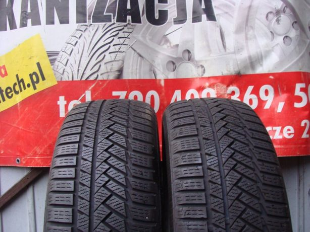 2x205/55 R17 Continental ContWinterContact TS850P