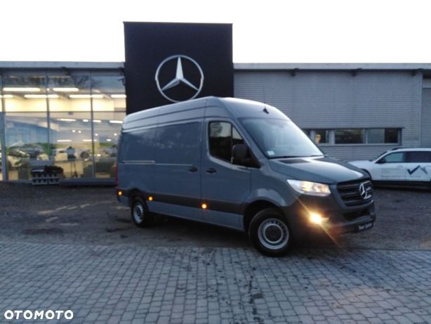 Mercedes-Benz Sprinter 314 CDI  Sprinter 314 CDI Mbux 7' Salon Bielsko
