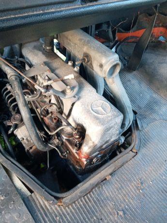 Двигатель (мотор) ОМ617 мерседес 3.0