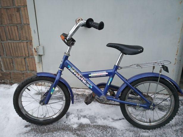 Детский велосипед kontur