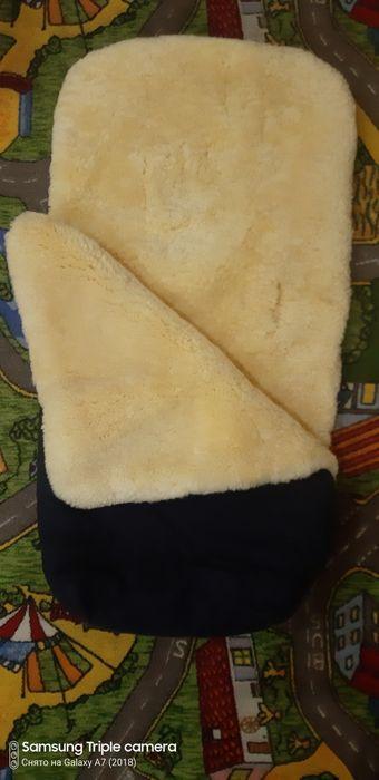 Зимний конверт на овчине Кременчуг - изображение 1