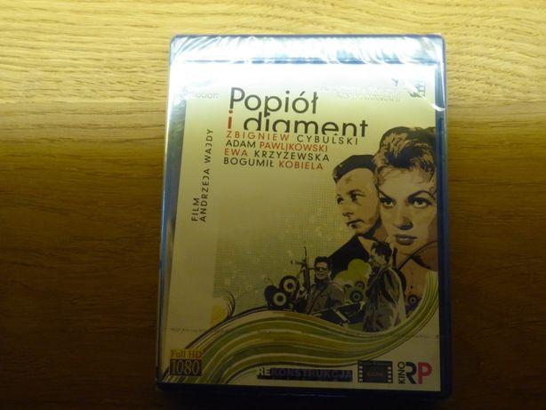 Popiół i diament Blu-ray