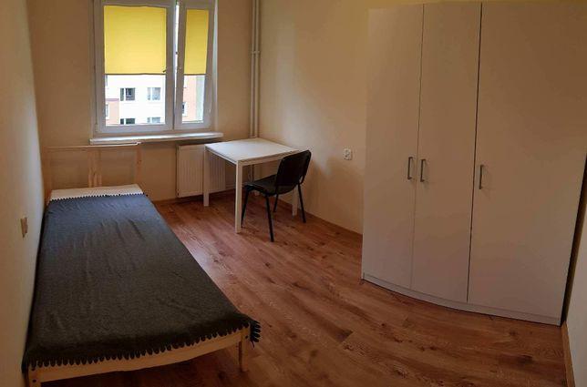 Pokój dla studentki lub osoby pracującej centrum