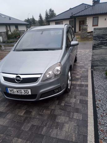 Opel Zafira 1,9CDTI 150KM 7 osób
