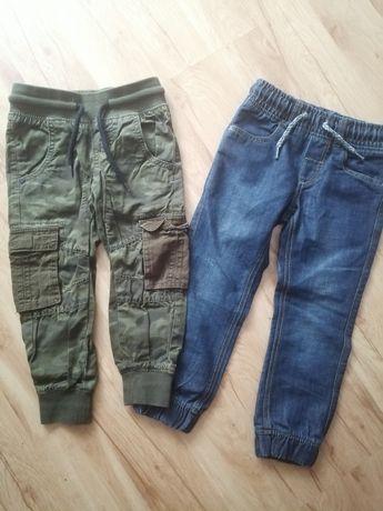 Spodnie chłopięce 92-98cm