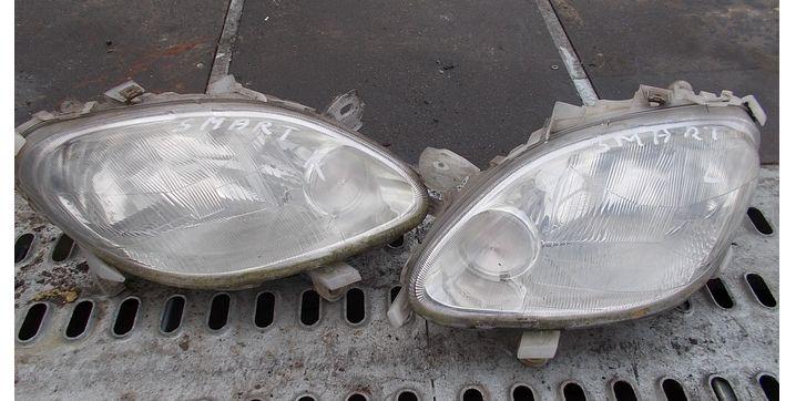 SMART FORTWO reflektor lampa przód prawa lewa europa Leszno - image 1