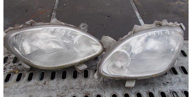 SMART FORTWO reflektor lampa przód prawa lewa europa