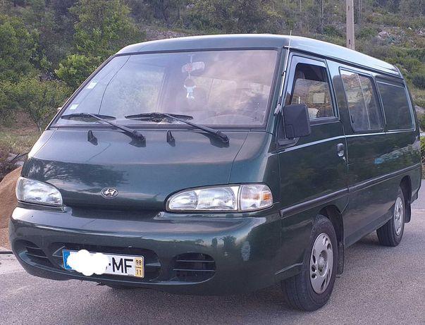 Hyundai h100 carrinha