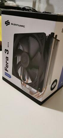 Nowe chłodzenie silentiumpc fera 3 CPU cooler