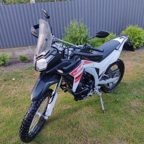 Мотоцикл Loncin LX250GY-3G DS2 Rally
