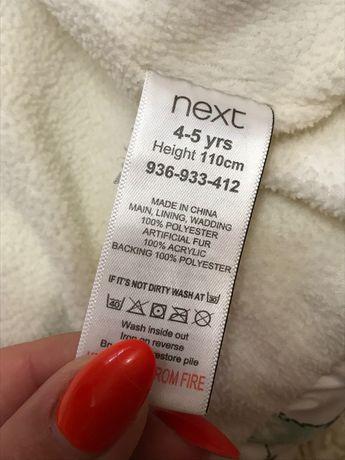 Курточка для девочки фирмы Некст