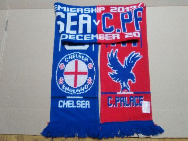 "Szalik kibica ""Chelsea v. C.Palace"""