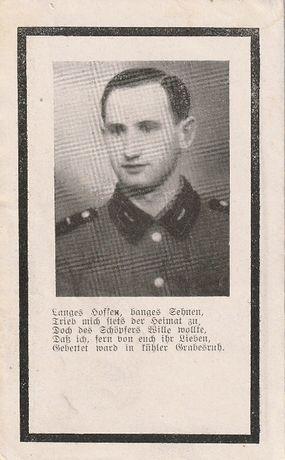 Wehrmacht Warszawa banditen 1944 nekrolog
