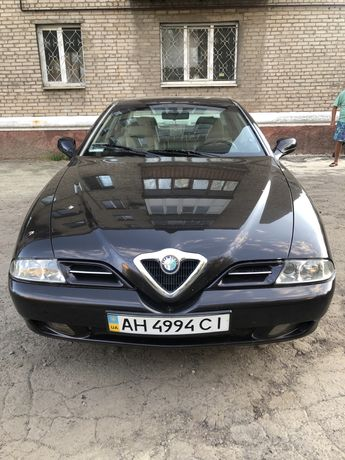 Alfa romeo 166 2002 год