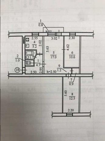 Продается 3к квартира под ваш ремонт Философская, пр. Пушкина