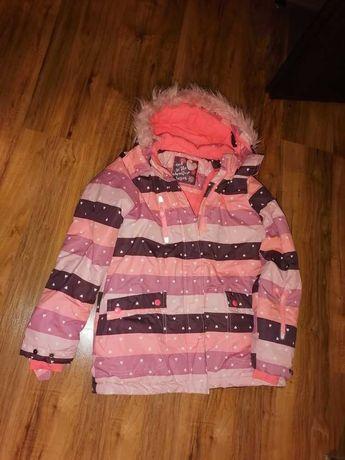 kurtka zimowa dziewczęca Smyk 158 cm